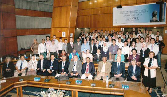 Delegates and organizing committee of the 4th International Young Geotechnical Engineering Conference