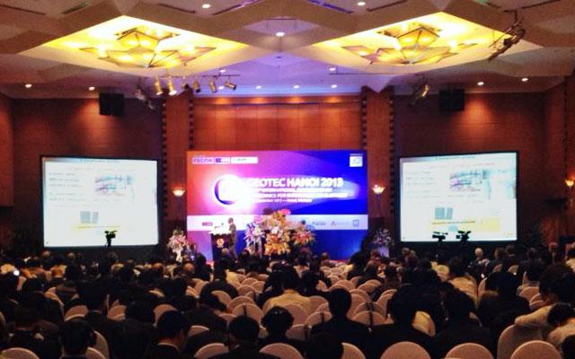 Geotec Hanoi 2013