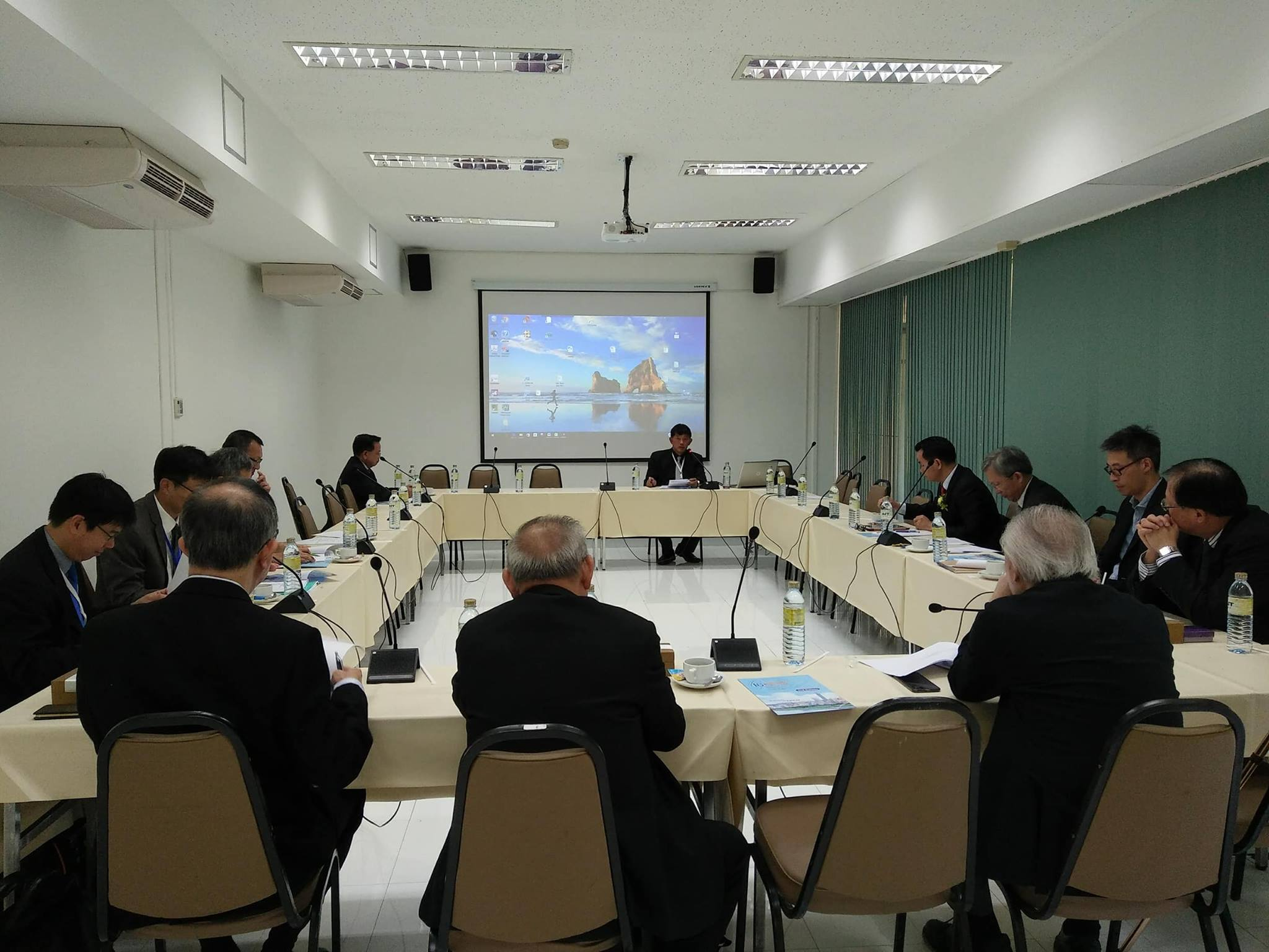 SEAGS GC Meeting in Bangkok during 50th Anniversary
