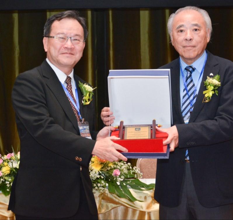 SEAGS Recognition Awards Prof. John C. Li