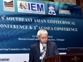 Ir. Thien Seng Yee, Chairman GETD, Delivering his Special Lecture