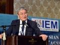 Prof. Askar Zhussupbekov, immediate Past Vice President of ISSMGE for Asia Welcome participants to the 8th Asian Young Geotechnical Engineering Conference, 5-7 August 2016 - Astana, Kazakhstan