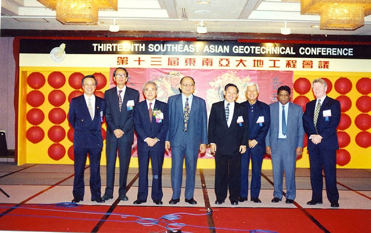 13th SEAGC in Taipei 1997 2