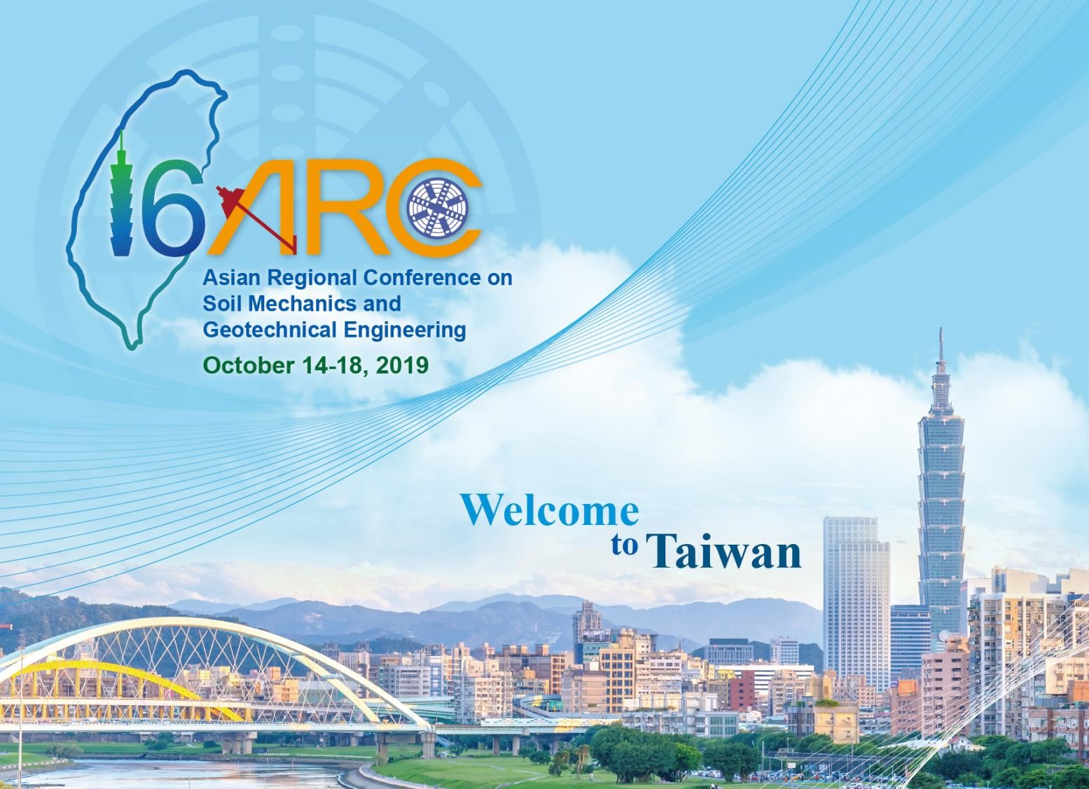 » Download News Report of 16ARC (http://www.16arc.org) The 16th Asian Regional Conference on Soil Mechanics and Geotechnical Engineering (16ARC) is to be held on October 14-18, 2019, in Taipei, Taiwan. […]