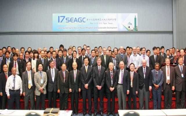 News on Achievements of 17SEAGC The 17th Southeast Asian Geotechnical conference (17SEAGC) was held in Taipei from May 10th to 13th, 2010 under the auspices of Southeast Asian Geotechnical Society […]