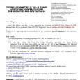 International Society for Soil Mechanics and Geotechnical Engineering ______________________________________ Société Internationale de Mécanique des Sols et de la Géotechnique Ref. 193 from 31.12.2014 TECHNICAL COMMITTEE (ТС 305) of ISSMGE «GEOTECHNICAL […]