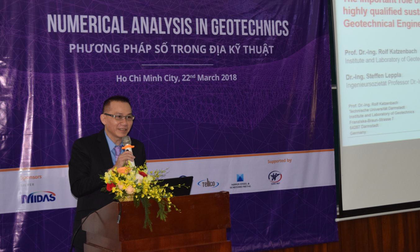 NAG2018 Summary Report Link to conference website:http://vssmge.org/nag2018-en/ 2nd International Seminar NAG2018 Numerical Analysis In Geotechnics was successfully organized in HCMC The Vietnamese Society for Soil Mechanics and Geotechnical Engineering (VSSMGE), […]
