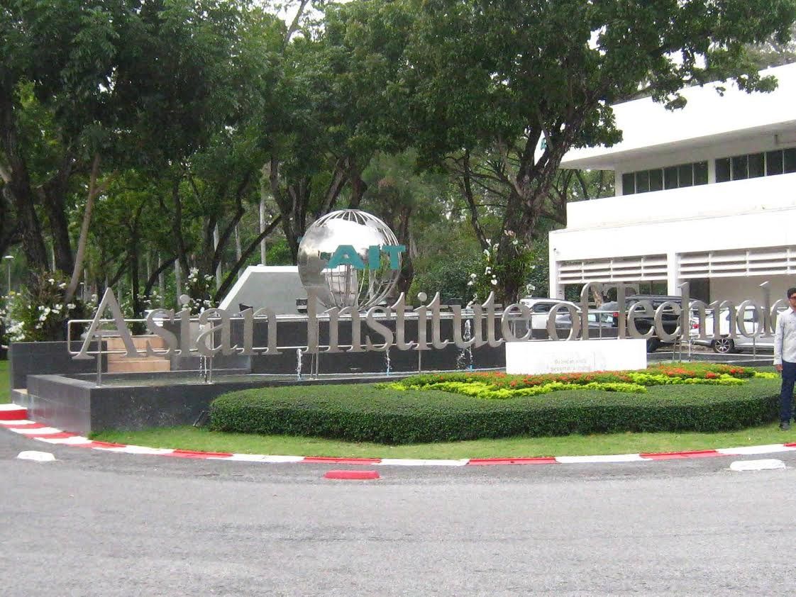 AIT Campus and AIT Centre