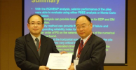 Prof. Der-Wen Chang, International Secretary, CTGS On March 27 2014, a workshop supported by the Chinese Taipei Geotechnical Society (CTGS) on Pile-raft and Pile Foundations was held at Tamkang University […]
