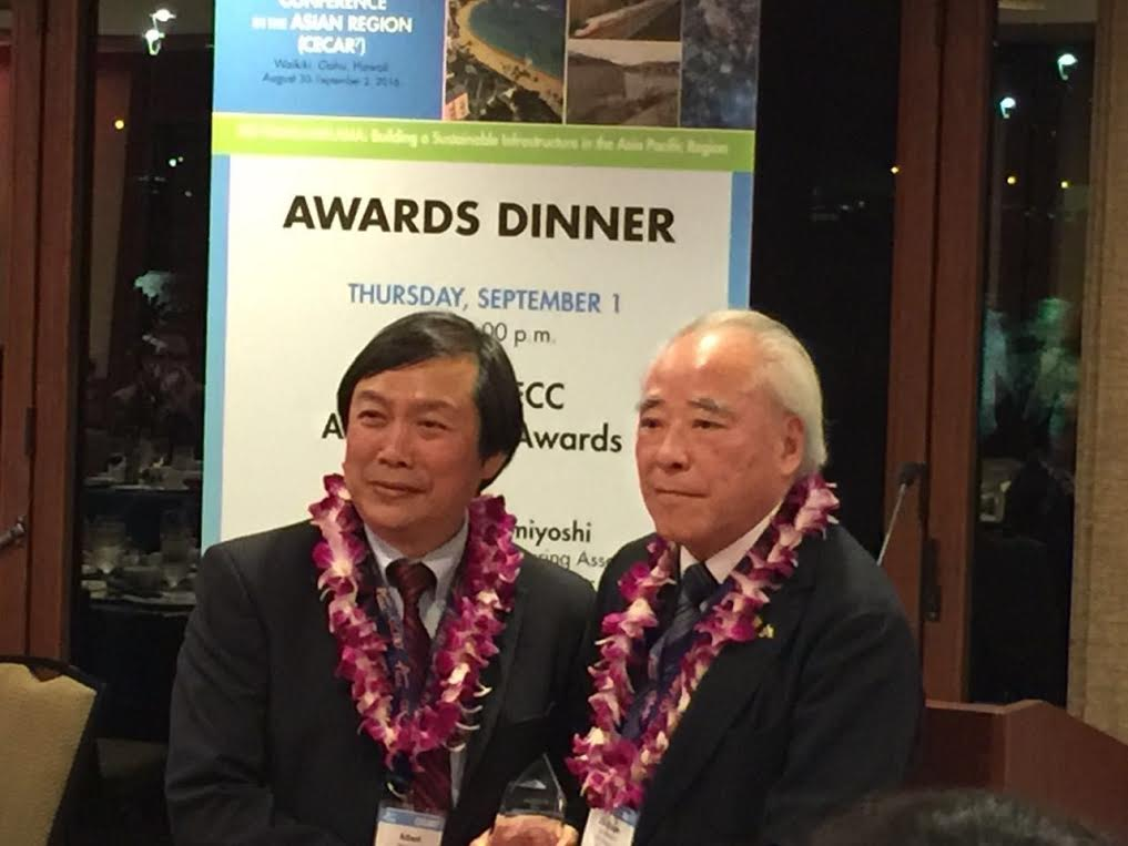 Awards to Founder president of SEAGS & Founder Chairman AGSSEA: Dr. Za Chieh Moh On 01 September, 2016, Dr. Moh was awarded the ACECC Achievement Award at its 7th conference […]