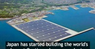 Japan may be short on land, but that's not stopping the country from investing in renewable energy. Two floating solar farms are scheduled to be operational by April 2015, and […]