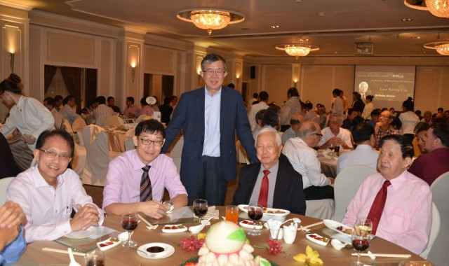 The Department of Civil and Environmental Engineering held a dinner to celebrate Professor Emeritus Lee Seng lip's 90th Birthday on Friday 20 March 2015. Professor Lee a former Head of […]