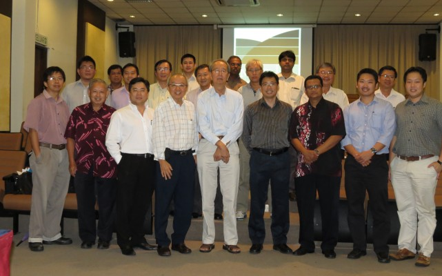 The Malaysian Geotechnical Society was incorporated in March 2013 and held its Inaugural general meeting on 6 June 2013. The Founding Chairman is Dr. Ting Wen Hui and Deputy is […]