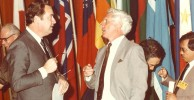 In the fall of 1956, James F. Haley and Harl P. Aldrich met for lunch to discuss the possibility of forming a partnership to practice soil mechanics and foundation engineering. […]