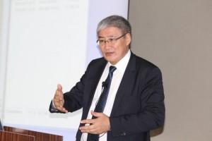 Prof. Askar Zhussupbekov-Hachinohe 2014