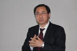 Prof. Eun Chul Shin, Hachinohe 2014