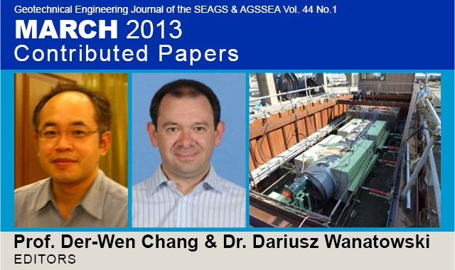 This issue has articles from researchers in Australia, Bangkok, Japan, Nottingham, UK, Singapore, Taiwan and many other countries. From Japan, Prof. Satoru Shibuya's group also made contributions. Prof. Der-Wen Chang […]