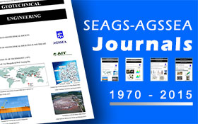 SEAGS-AGSSEA Journals 1970-2015