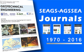 SEAGS-AGSSEA Journals 1970-2016