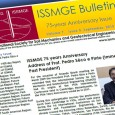 Inside This Issue 1 – Address of Pedro Sêco e Pinto 4 – President 1400 day Report 5 – History of ISSMGE 36 – Present of ISSMGE 54 – Future […]