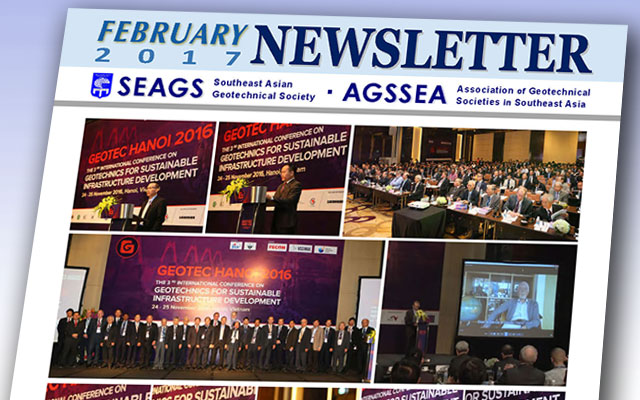 SEAGS-AGSSEA Newsletter – February 2017