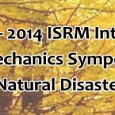 HOME GENERAL ATTENDEES AUTHORS PROGRAM EXHIBITS PROGRAM Program Keynote Lectures ISRM Franklin Lecture ISRM Rocha Medal Workshops and Short Courses Technical Tours Students' Night CONTACT: Dr.Kiyoshi Kishida Secretary General arms8(at)rocknet-japan.org […]
